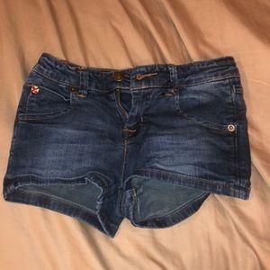 Kids Hudson Jeans shorts